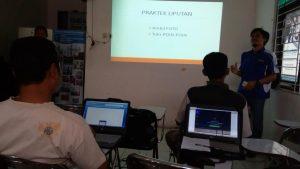 Pelatihan IT Website
